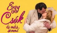 Egy csók és más semmi – zenés komédia a Vidám Színpad műsorán!
