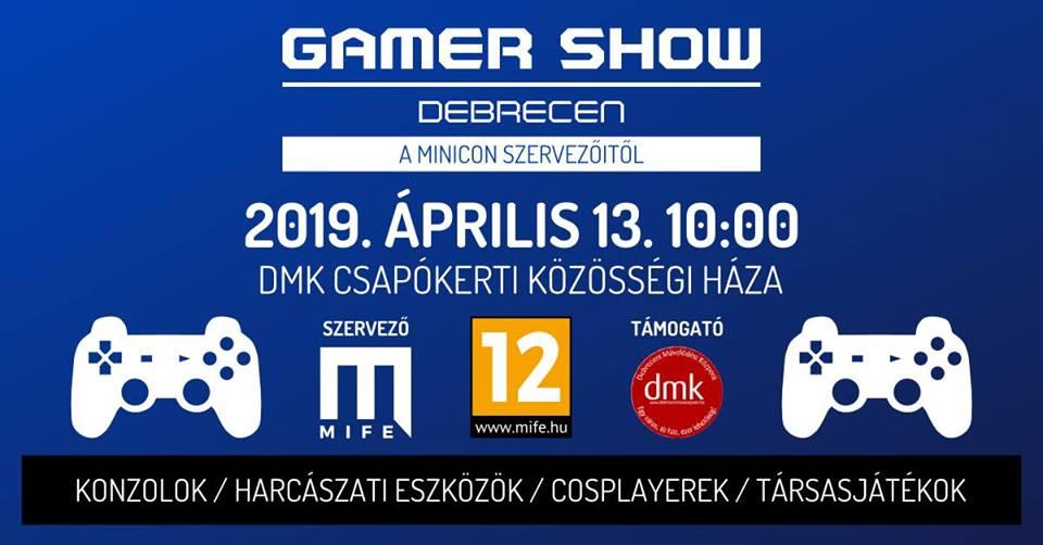 Gamer-show-debrecen-2019