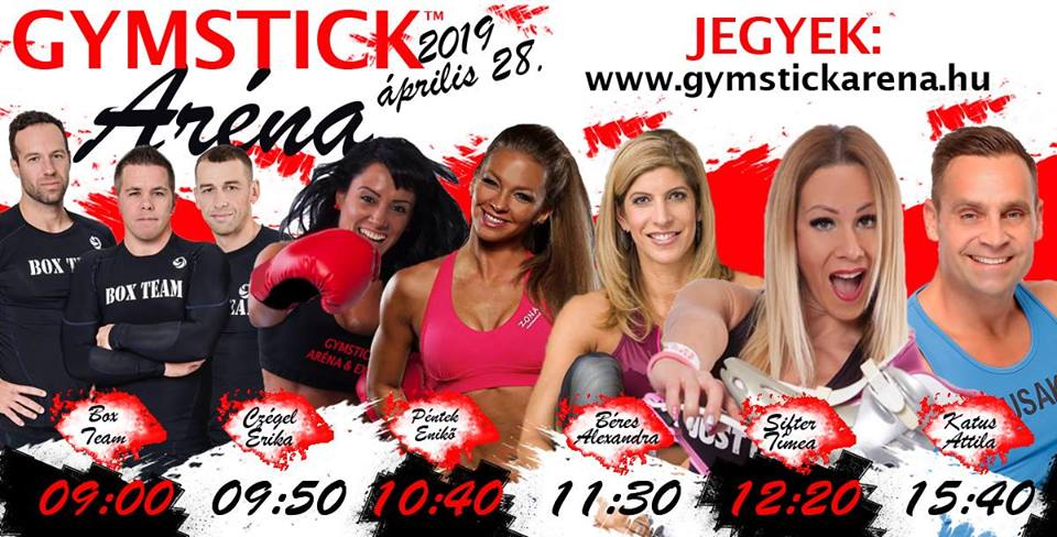 I-gymstick-arena