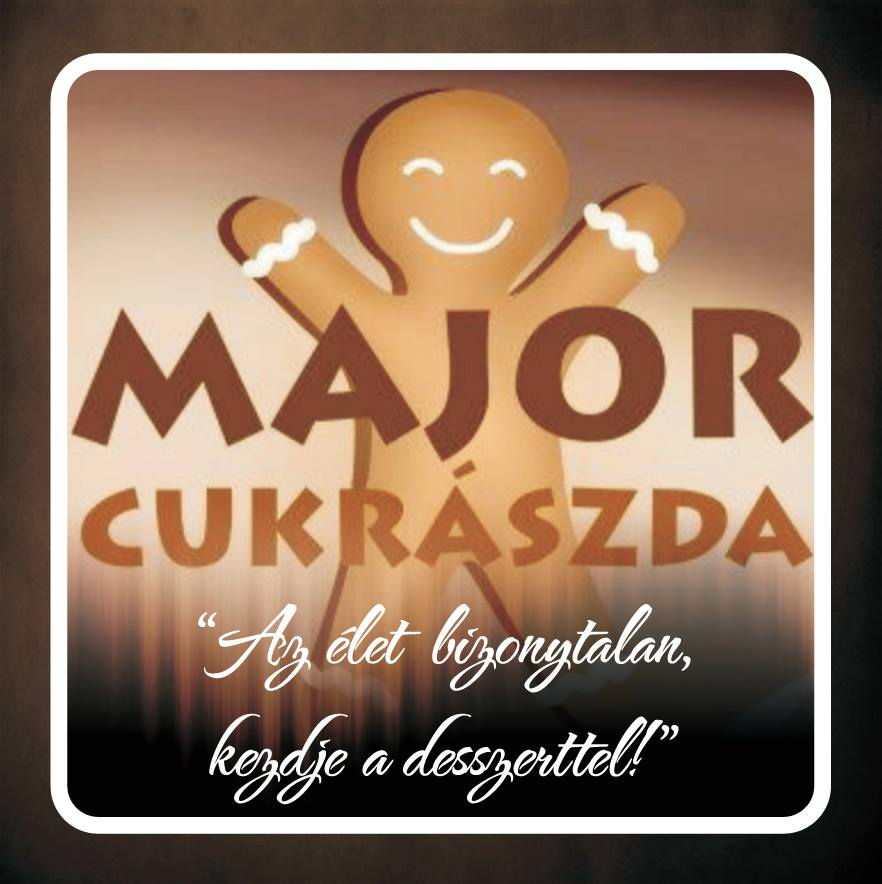 Mennyei finomságok a budapesti Major Cukrászdában