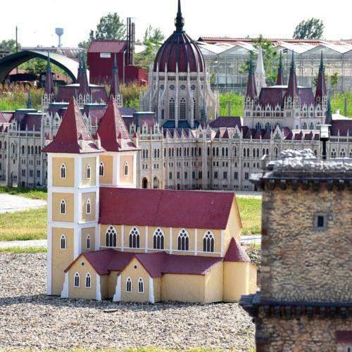 Mini Hungary Park Mórahalom  Kicsiben a legnagyobb!