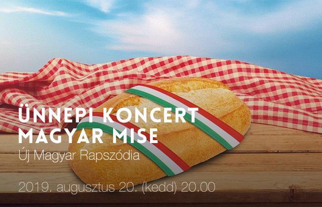 Augusztus 20-án a Margitszigeten debütál Tolcsvay László új magyar rapszódiája
