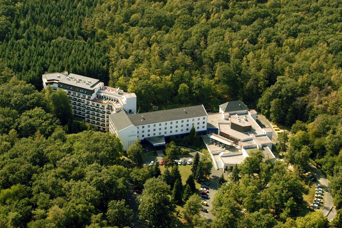 Hotel Lövér***superior  természet és wellness harmóniában