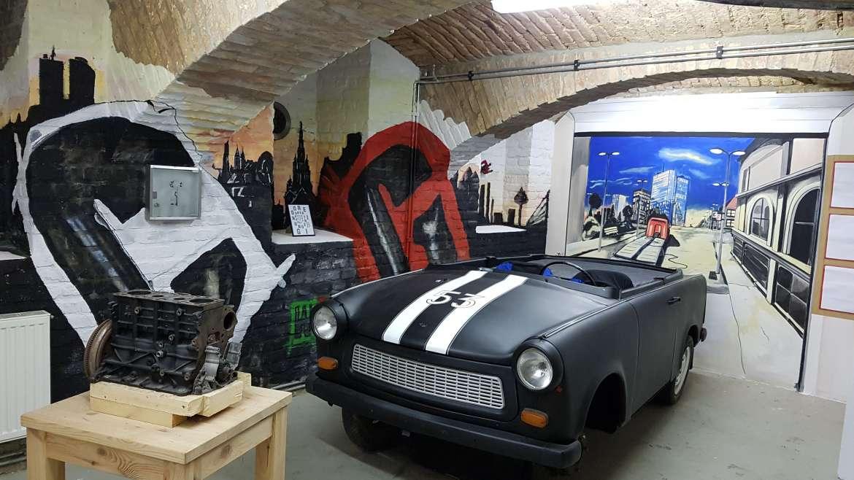 Sopron Crazy Garage  Szabadulószoba