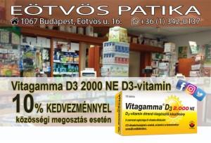 Eötvös Patika promo