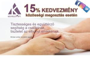 Kegyelet Kft promo