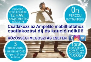AmpeGo mobilflotta promo