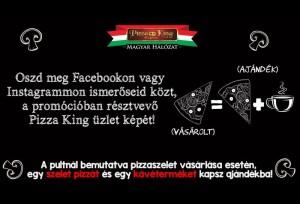 Pizza King promo