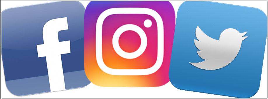 AmpeGo Facebook Instagram Twitter megosztás promo