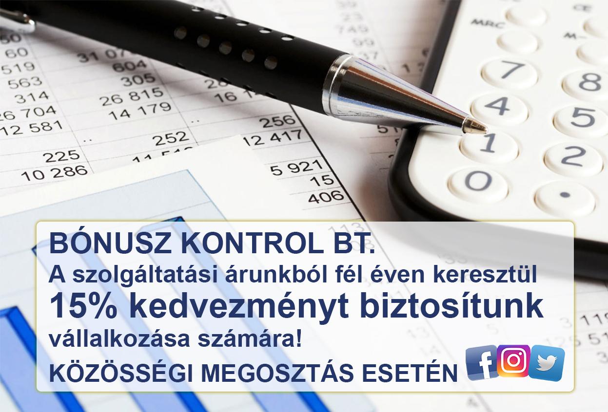 Bónusz Kontrol Bt.