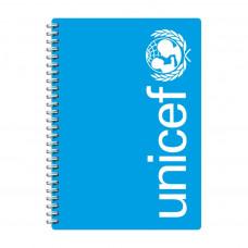 UNICEF Ajándék MODERN FÜZET