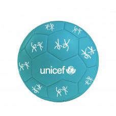 UNICEF Ajándék UNICEF KÉK FOCILABDA