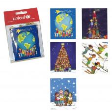 UNICEF Ajándék kártya készlet SZÓRAKOZTATÓ