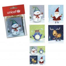 UNICEF Ajándék kártya készlet TÉL