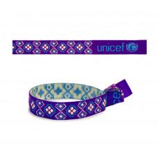 UNICEF Ajándék UNICEF KARKÖTÖ (LILA)