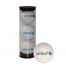 UNICEF Ajándék UNICEF GOLFLABDÁK