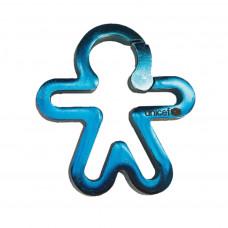 UNICEF Ajándék UNICEF KULCSTARTÓ FIÚ (Kék)