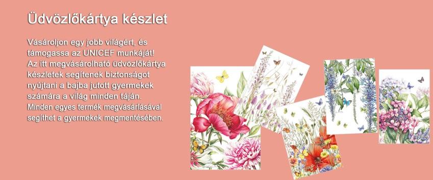 Üdvözlőkártya